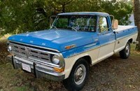 1972 Ford F250 Camper Special for sale 101420591