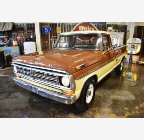 1972 Ford F250 for sale 101492663