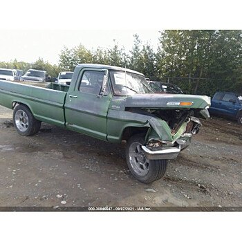 1972 Ford F250 for sale 101559279