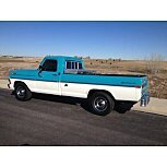 1972 Ford F250 Camper Special for sale 101565274