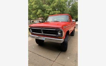 1972 Ford F250 2WD Regular Cab for sale 101566440