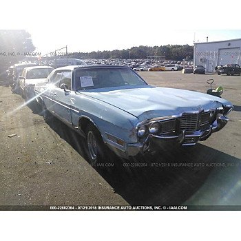 1972 Ford LTD for sale 101016130