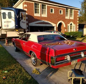 1972 Ford LTD Coupe for sale 101091280