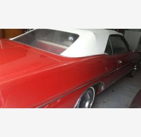 1972 Ford LTD for sale 101235085