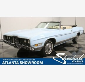 1972 Ford LTD for sale 101247895