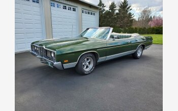 1972 Ford LTD for sale 101490088