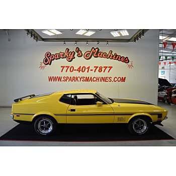 1972 Ford Mustang for sale 100926672