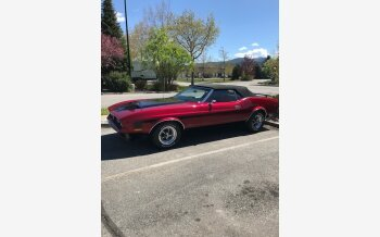 1972 Ford Mustang Convertible for sale 101136783