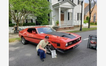 1972 Ford Mustang Mach 1 Coupe for sale 101196545