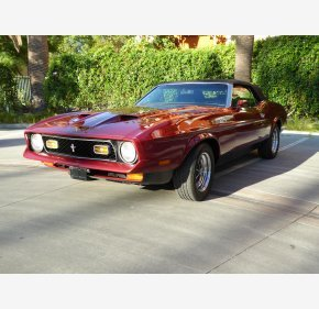 1972 Ford Mustang Convertible for sale 101290322