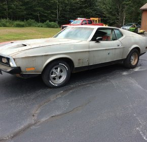1972 Ford Mustang Mach 1 Coupe for sale 101431629