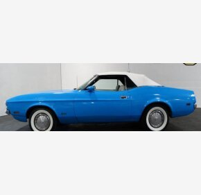 1972 Ford Mustang Convertible for sale 100806035