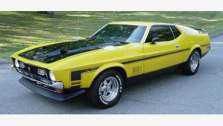 1972 Ford Mustang for sale 101211897