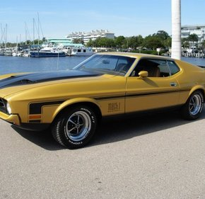 1972 Ford Mustang for sale 101257392