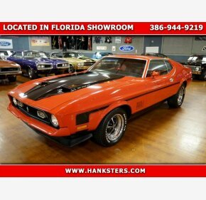 1972 Ford Mustang for sale 101325383