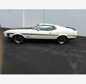 1972 Ford Mustang Coupe for sale 101372981