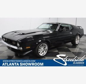1972 Ford Mustang for sale 101379432