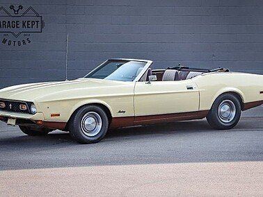 1972 Ford Mustang for sale 101381948
