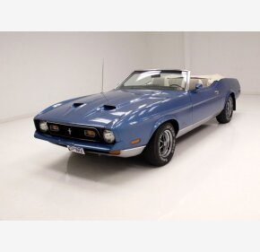 1972 Ford Mustang for sale 101395165
