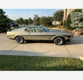 1972 Ford Mustang Mach 1 Coupe for sale 101399311
