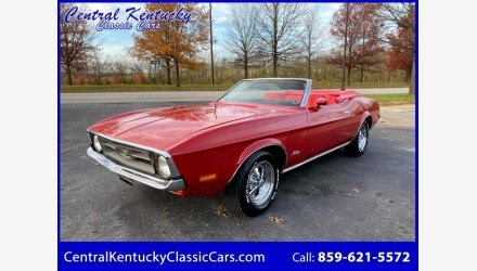 1972 Ford Mustang Convertible for sale 101414370