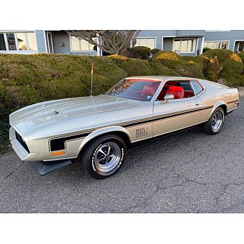 1972 Ford Mustang for sale 101421487