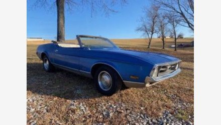 1972 Ford Mustang for sale 101437848