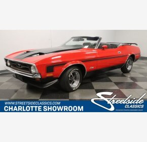 1972 Ford Mustang Convertible for sale 101441620