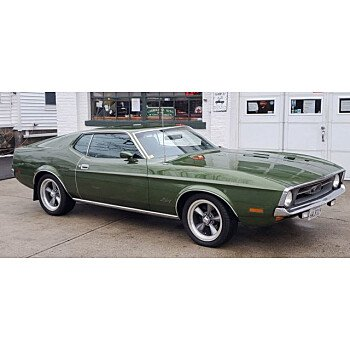 1972 Ford Mustang for sale 101449327