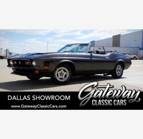 1972 Ford Mustang Convertible for sale 101479983