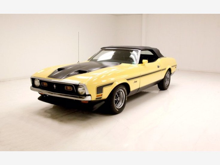 1972 Ford Mustang Convertible for sale 101552429