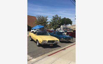 1972 Ford Ranchero for sale 101121091