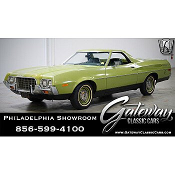 1972 Ford Ranchero for sale 101161516