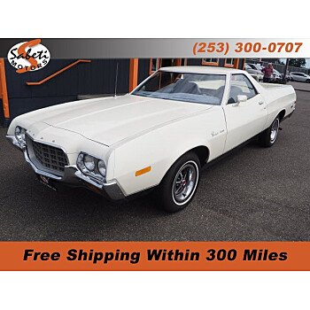1972 Ford Ranchero for sale 101340040