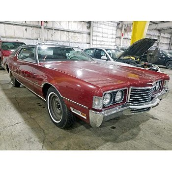 1972 Ford Thunderbird for sale 101284724