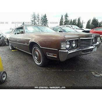1972 Ford Thunderbird for sale 101289568