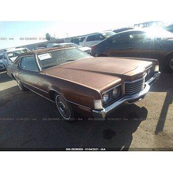 1972 Ford Thunderbird for sale 101437162