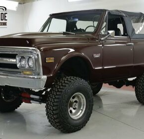 1972 GMC Jimmy for sale 101158881