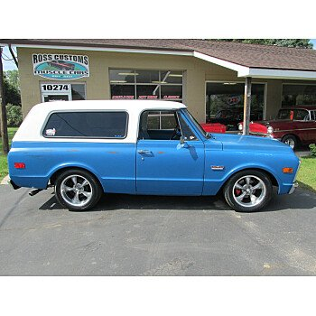 1972 GMC Jimmy for sale 101211657