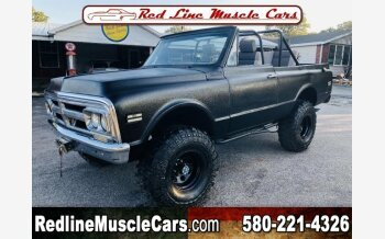 1972 GMC Jimmy for sale 101216820