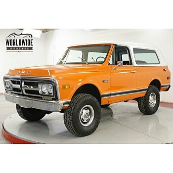 1972 GMC Jimmy for sale 101241381