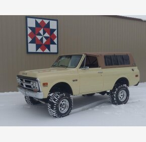 1972 GMC Jimmy 4WD for sale 101263083