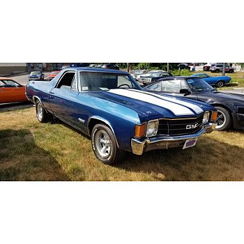 1972 GMC Sprint for sale 101375909