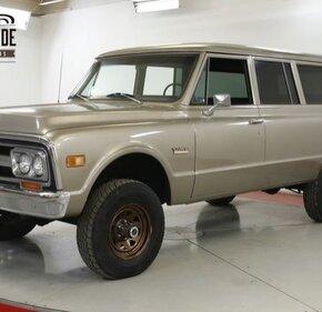 1972 GMC Suburban for sale 101304127