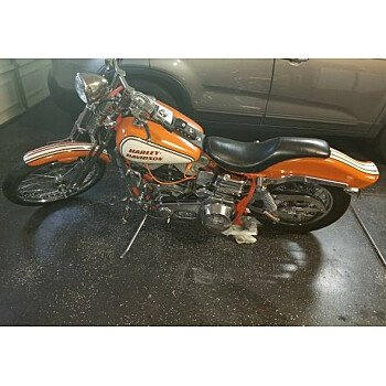 1972 Harley-Davidson FLH for sale 200634456