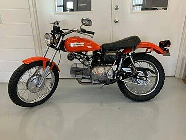 1972 Harley-Davidson Sprint 350 for sale 200917082