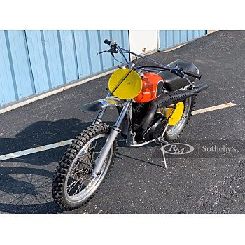 1972 Husqvarna WR450 for sale 201082075