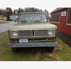 1972 International Harvester Pickup for sale 101330130