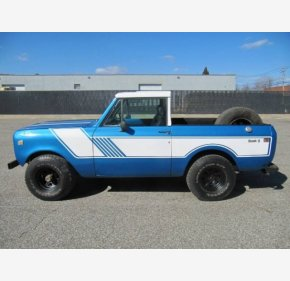1972 International Harvester Scout for sale 101151833