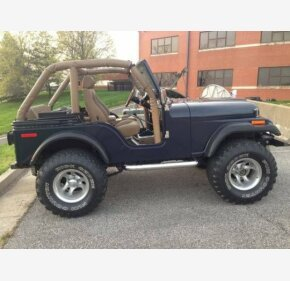 1972 Jeep CJ-5 for sale 100991490